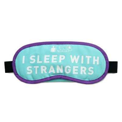 Eye Mask Sleep Strangers Ocean
