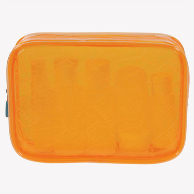 X-Ray Quart Bag Neon Orange