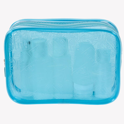 X-Ray Quart Bag Neon Blue