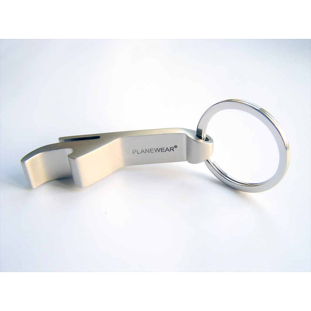 PW Bottle Opener Key Chain- Remove Before Flight