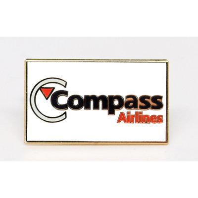 Northwest/Compass Logo  Pin
