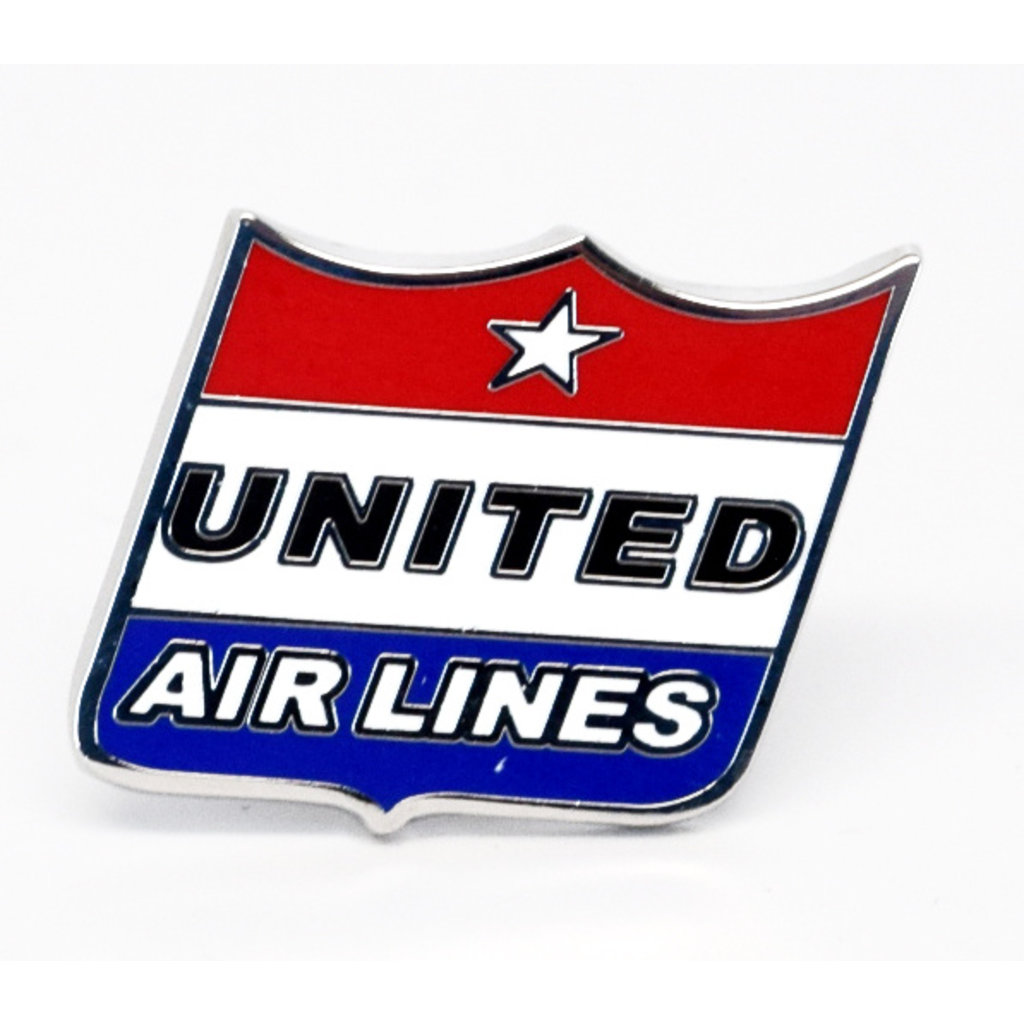 United ('50s) Logo Pin