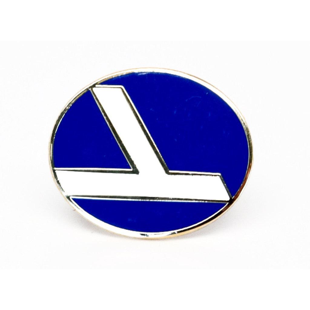 Eastern ('60s-80's)  Logo Pin