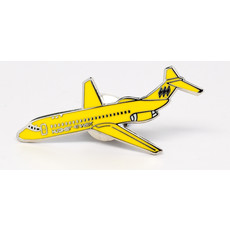 Hughes Airwest DC9 Pin