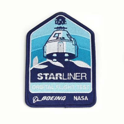 Boeing Starliner Mission Orbital Flight Test Patch