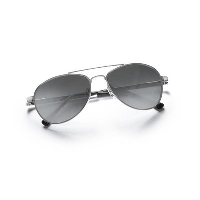 Youth Silver mirror Aviators