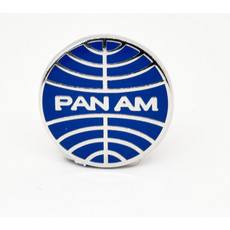 Pan Am Globe Logo  Pin Collectors