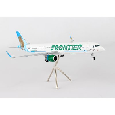Frontier A321S Ferndale The Owl
