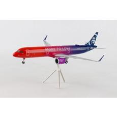 ALASKA A321NEO  MORE TO LOVE