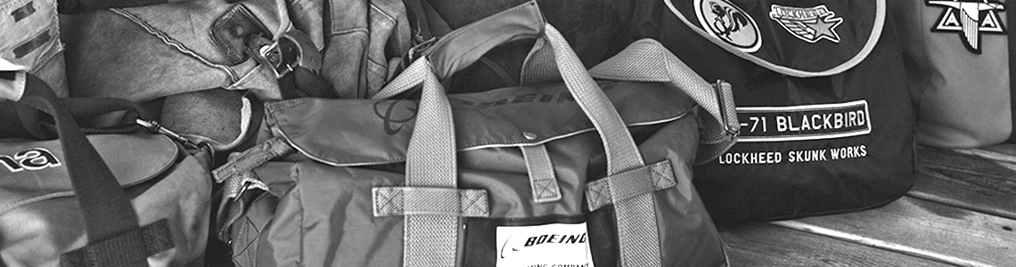 Bags and Luggage category header
