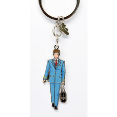 "Signature ""Johnny"" Jumpseat Keychain"