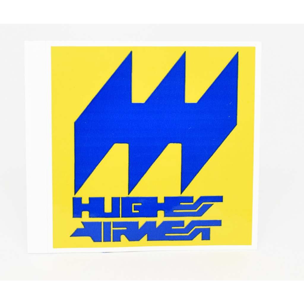 Hughes Airwest  Airline Logo sticker