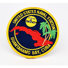 US Naval Station Guantanamo Bay Patch