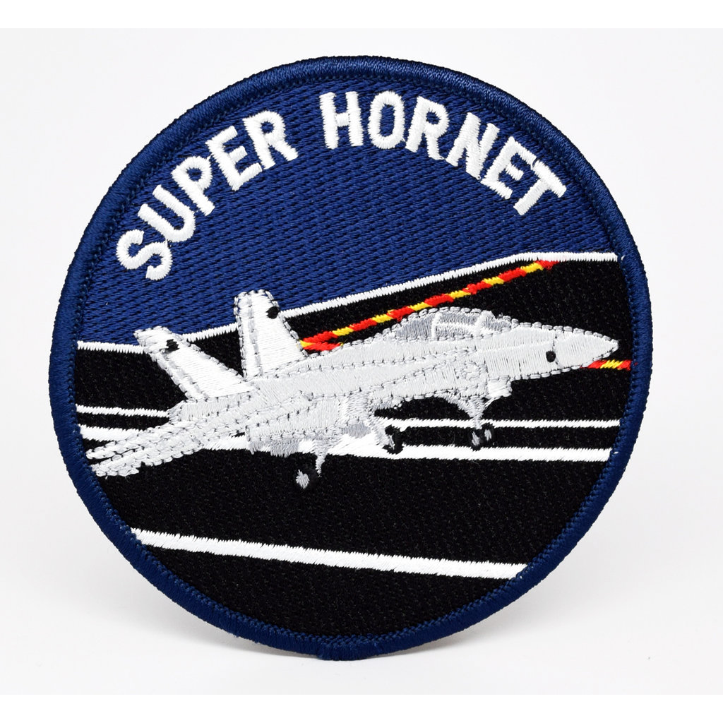 F-18 Super Hornet Patch
