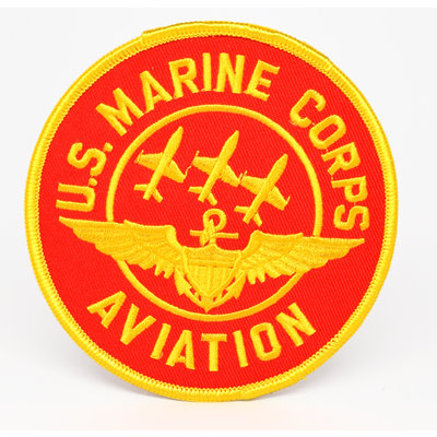 U.S. Marine Corps Aviation Patch
