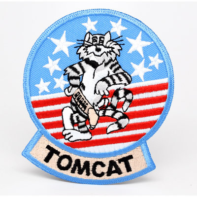 F-14 Tom Cat Patch