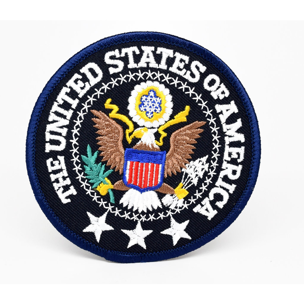 United States of America Patch