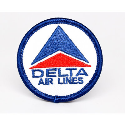 Delta Retro Patch