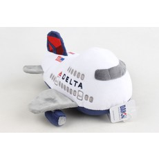 Delta Plush Toy with Sound