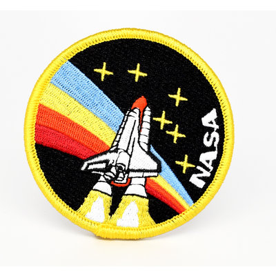 NASA Rainbow Patch