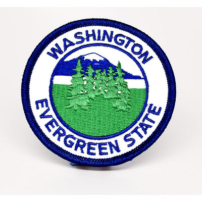 Washington Evergreen Patch