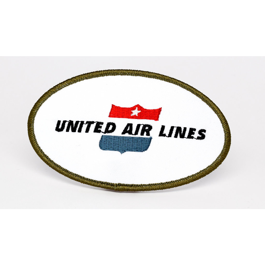 United Retro Patch