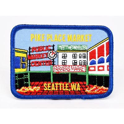 Pike Place Market Patch