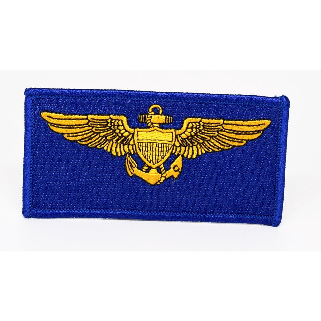 Flight Suit Tag (Naval Aviator) Patch