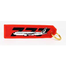 B777 Key Tag