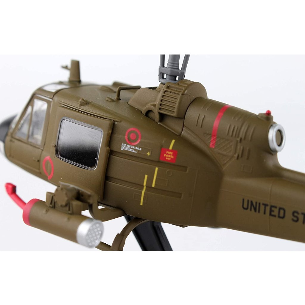 Postage Stamp Collection UH-1C Huey Gunship