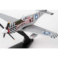 "Postage Stamp  P-51D Mustang ""Big-Beautiful Doll"""