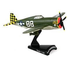 """Postage Stamp P-47 Thunderbolt """"Big Stud"""""""