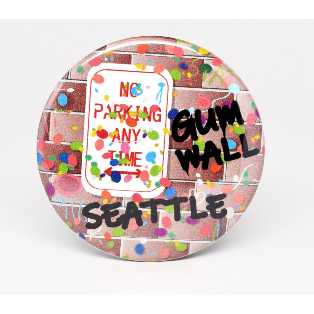 SkyTag Magnet Seattle Gum Wall