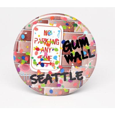 SkyTag Magnet Seattle Gum Wall