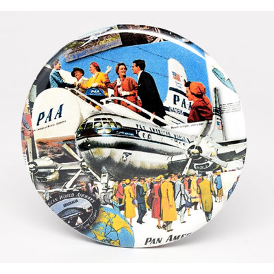 SkyTag Magnet PAA Print Art Design