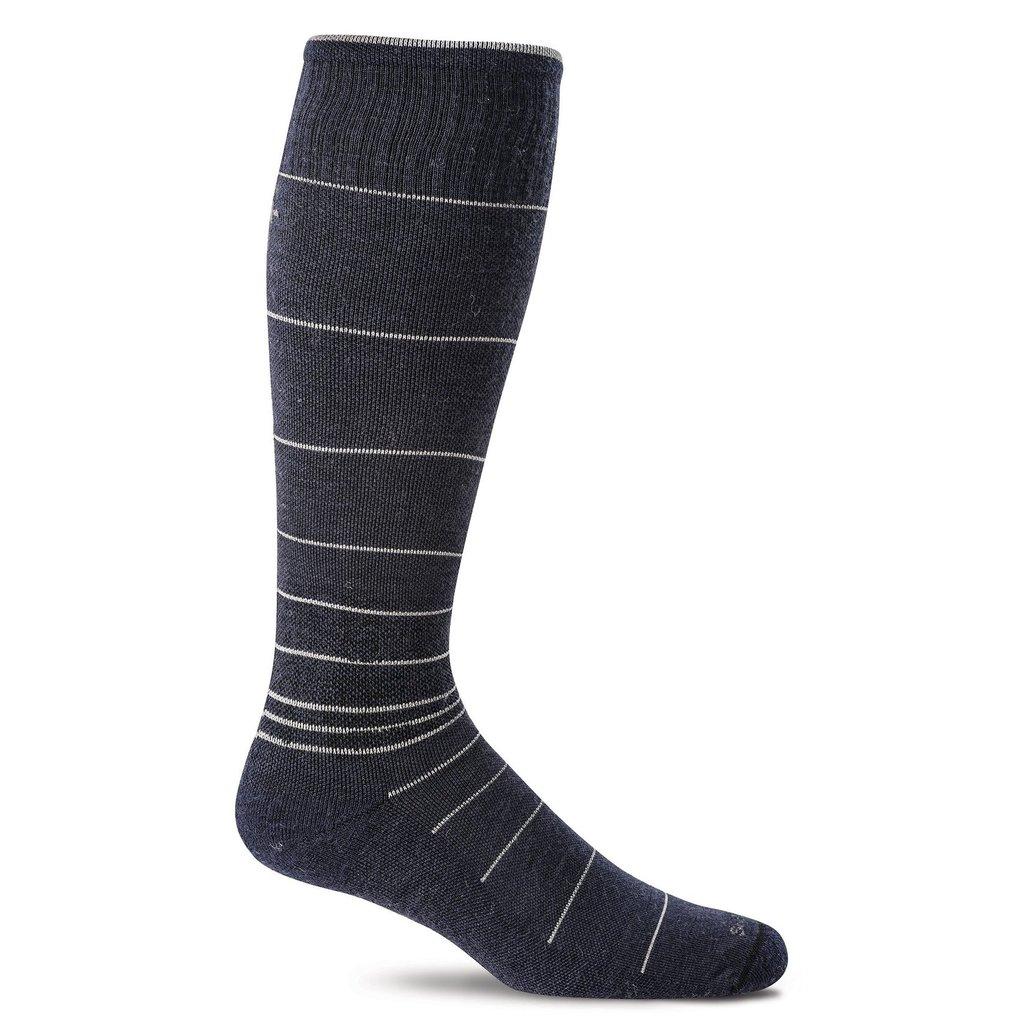 Compression Socks Men's Circulator Black Large/Extra Large