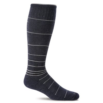 Compression Socks Men's Circulator Black Large/Extra Large