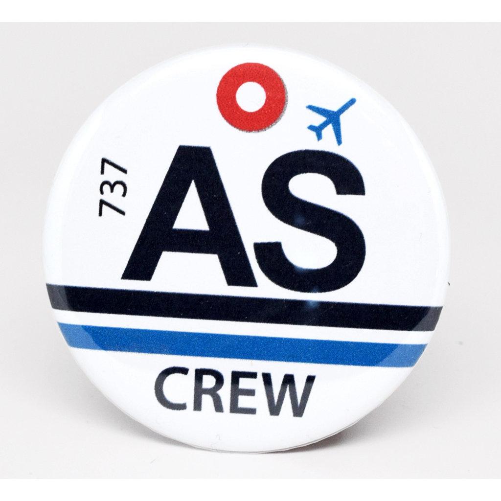 SkyTag AS Crew Magnet