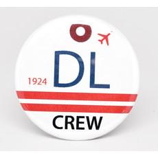 SkyTag DL Crew Magnet