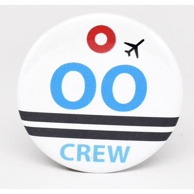 SkyTag OO Crew Magnet
