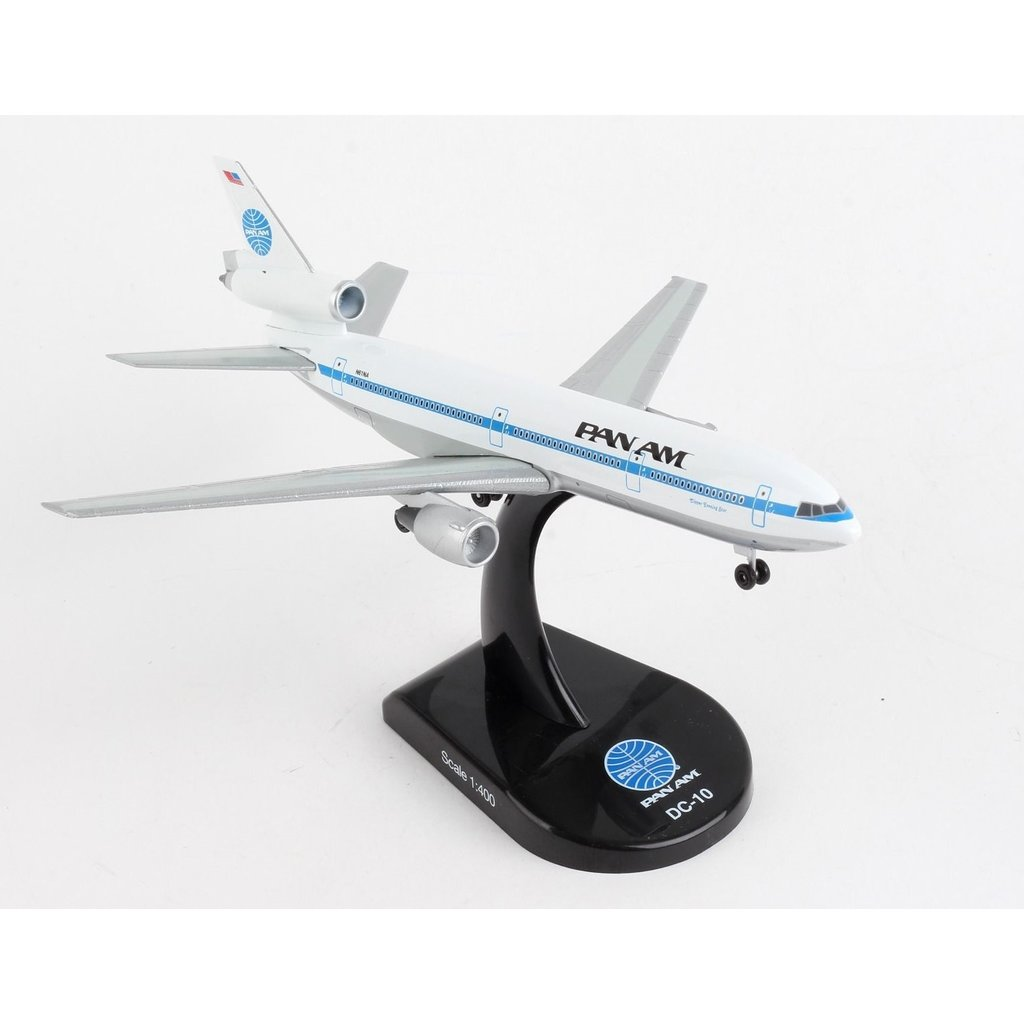 Postage Stamp Collection Pan Am DC-10