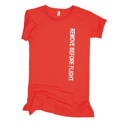 Remove Before Flight Night Shirt- One Size