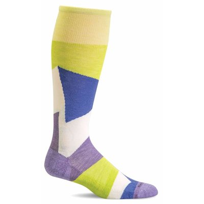 Compression Socks Women's Emboldened Plum Medium/Large