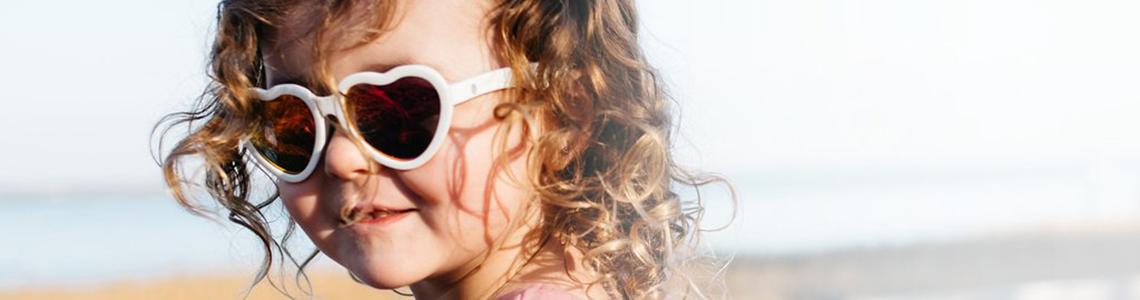 Sunglasses Kids category header