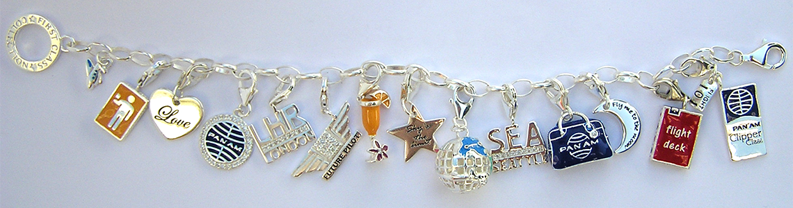 Jewelry category header