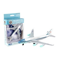 Air Force One Play Airplane Toy-Disc