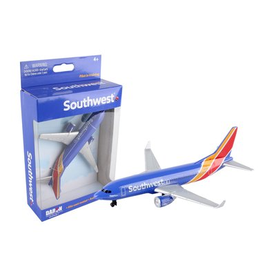 Southwest Airlines Play Airplane Toy