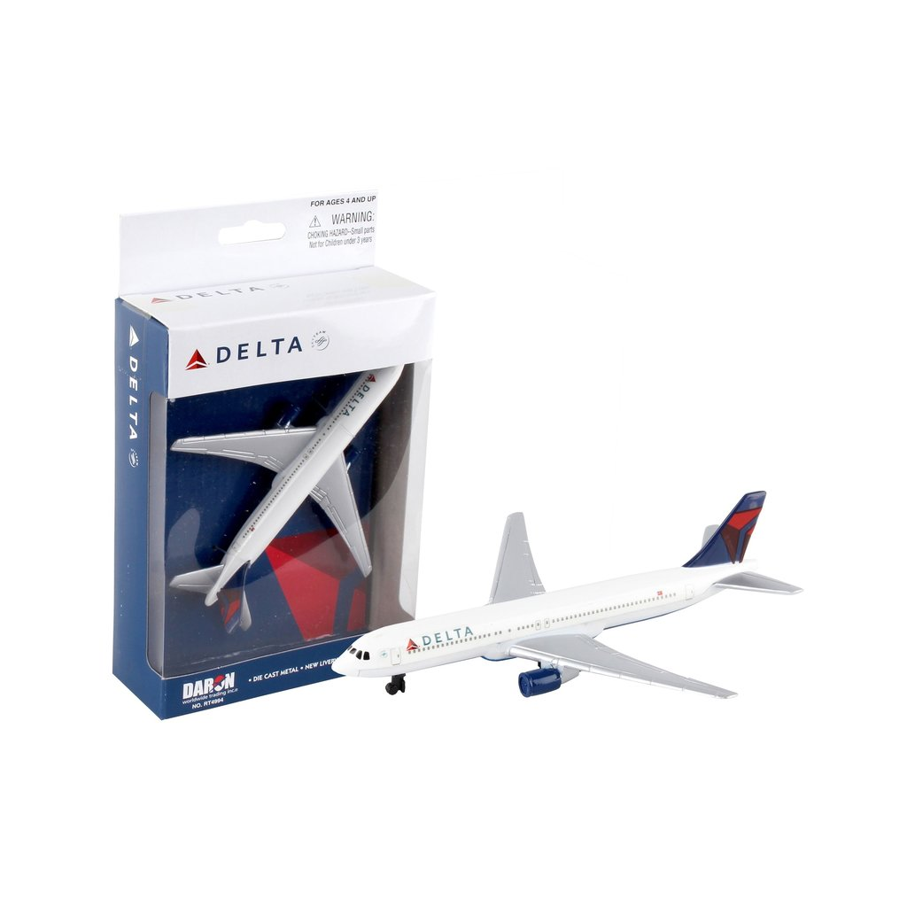 Delta Airlines Play Airplane Toy