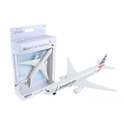 American Airlines Airplane Toy