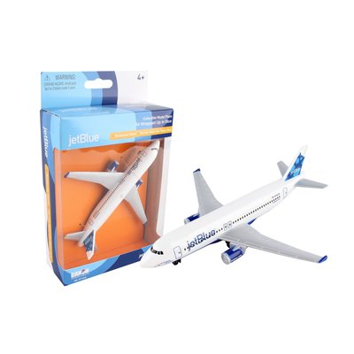 JetBlue Play Airplane Toy